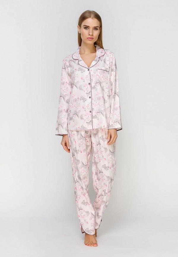Купить Пижама Cyberjammies, Sienna, mp002xw1i3rr, розовый, Осень-зима 2018/2019