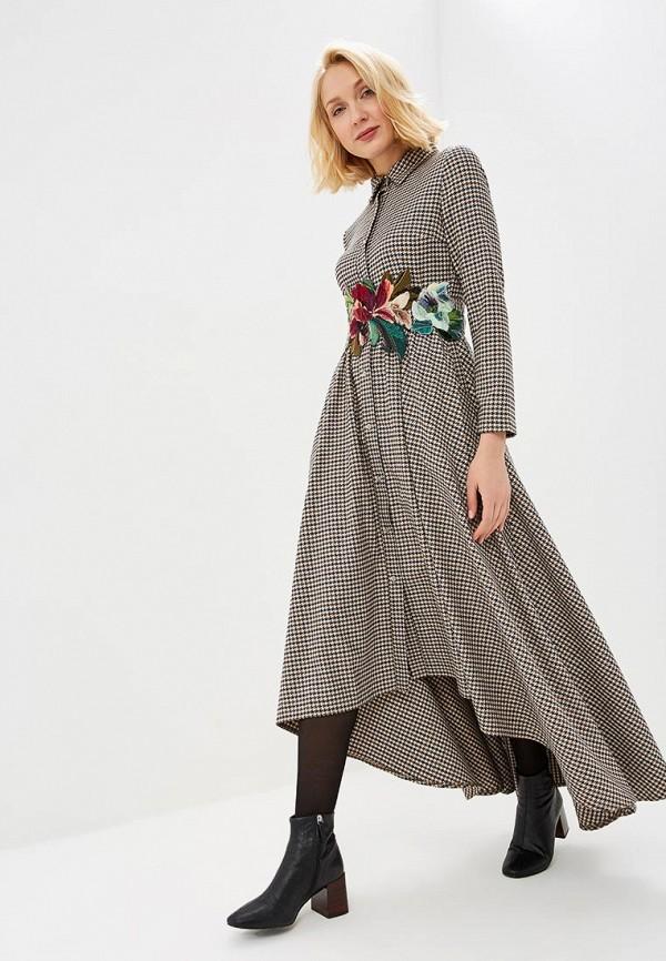 Платье Yukostyle Yukostyle MP002XW1I3T7 платье yukostyle yukostyle mp002xw15iw6