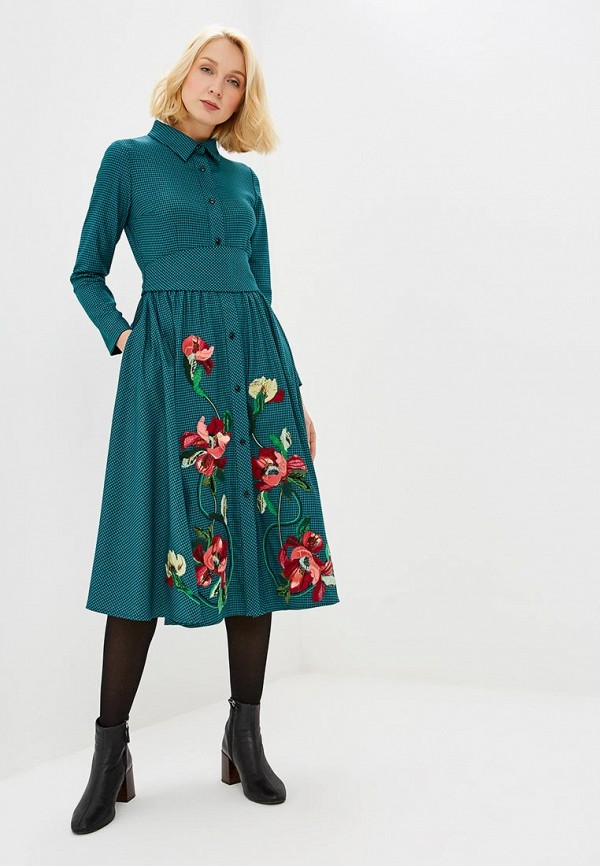 Платье Yukostyle Yukostyle MP002XW1I3T8