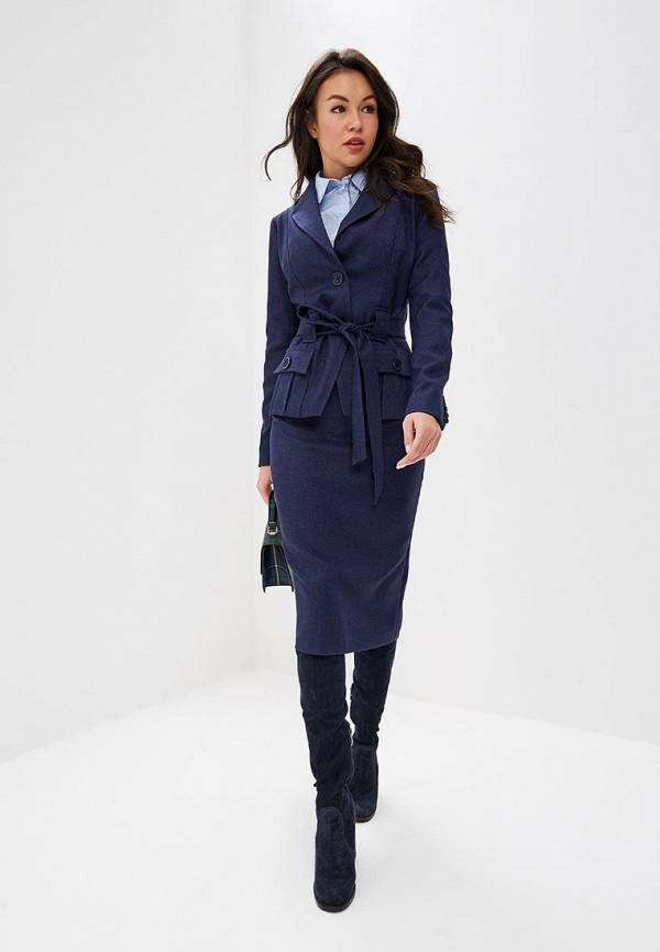 женский костюм bezko, синий