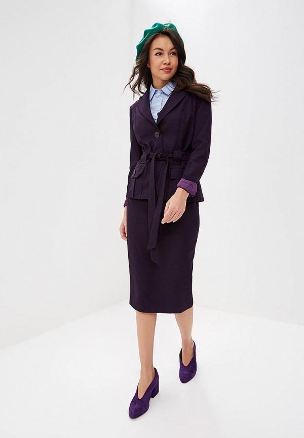 женский костюм bezko, фиолетовый