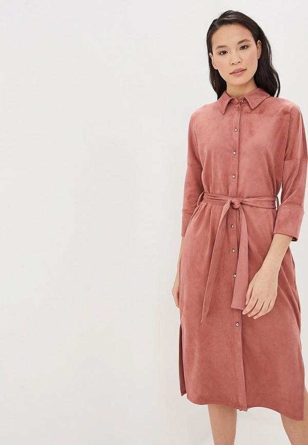 Купить Платье Zarina, mp002xw1i4ex, розовый, Весна-лето 2019