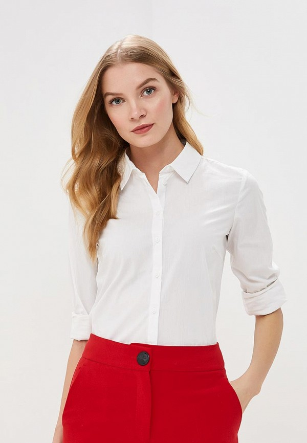 Купить Рубашка Zarina, mp002xw1i4h1, белый, Весна-лето 2019
