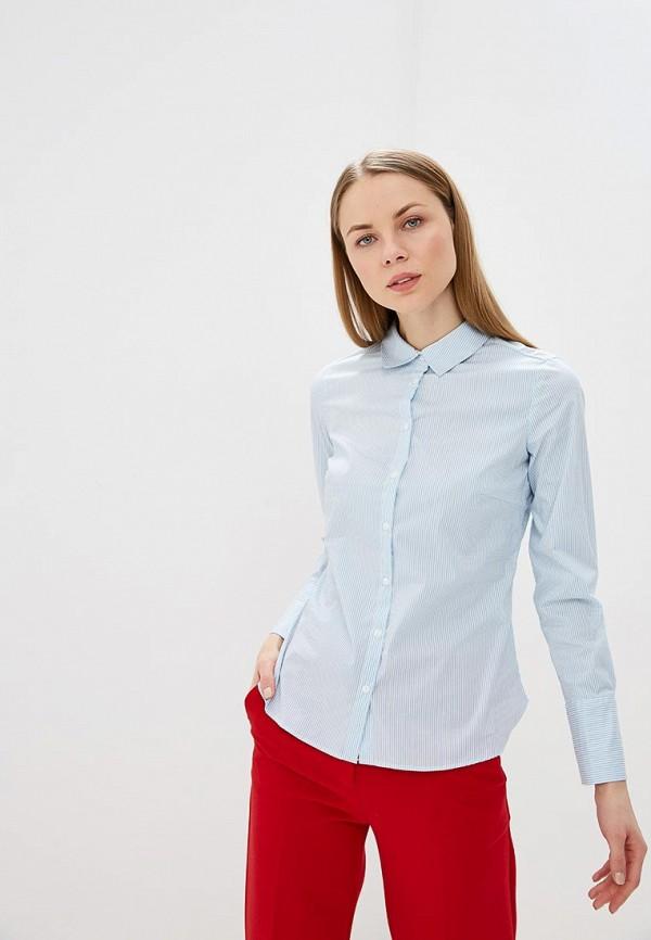 Купить Рубашка Zarina, mp002xw1i4h3, голубой, Весна-лето 2019