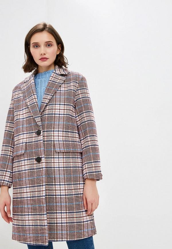 Пальто Zarina Zarina MP002XW1I4M3 цена 2017