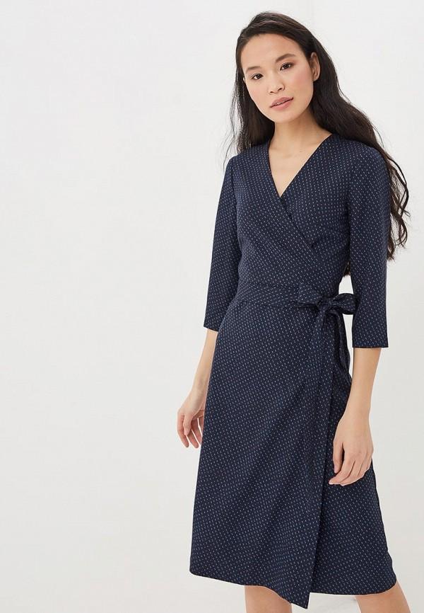 женское платье zarina, синее