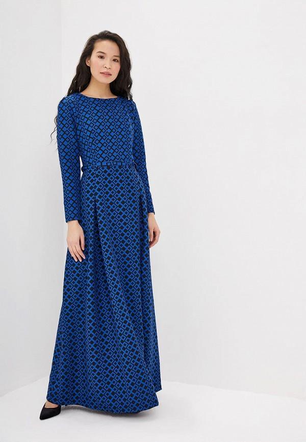 женское повседневные платье sahera rahmani, синее