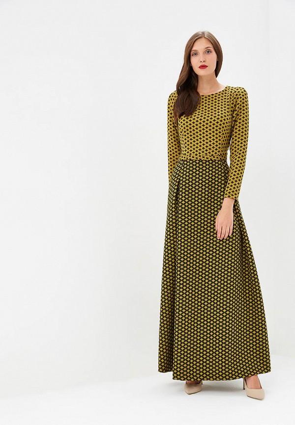 женское повседневные платье sahera rahmani, хаки