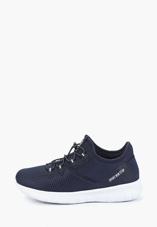 женские кроссовки g19 sport non stop, синие