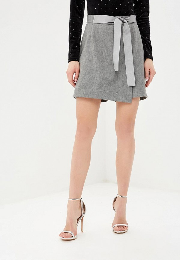 женская юбка fashion.love.story, серая