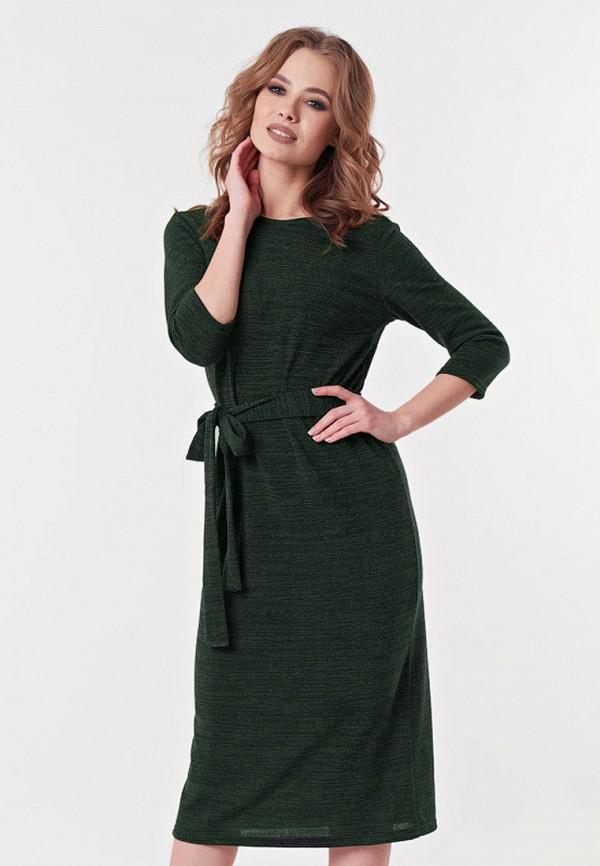 Платье Irma Dressy Irma Dressy MP002XW1I4QY платье с поясом и v образным вырезом irma dressy