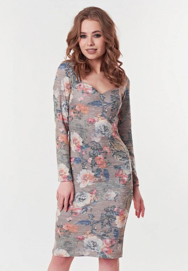 Платье Irma Dressy Irma Dressy MP002XW1I4R0 платье с поясом и v образным вырезом irma dressy