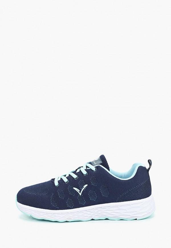 женские кроссовки timejump, синие