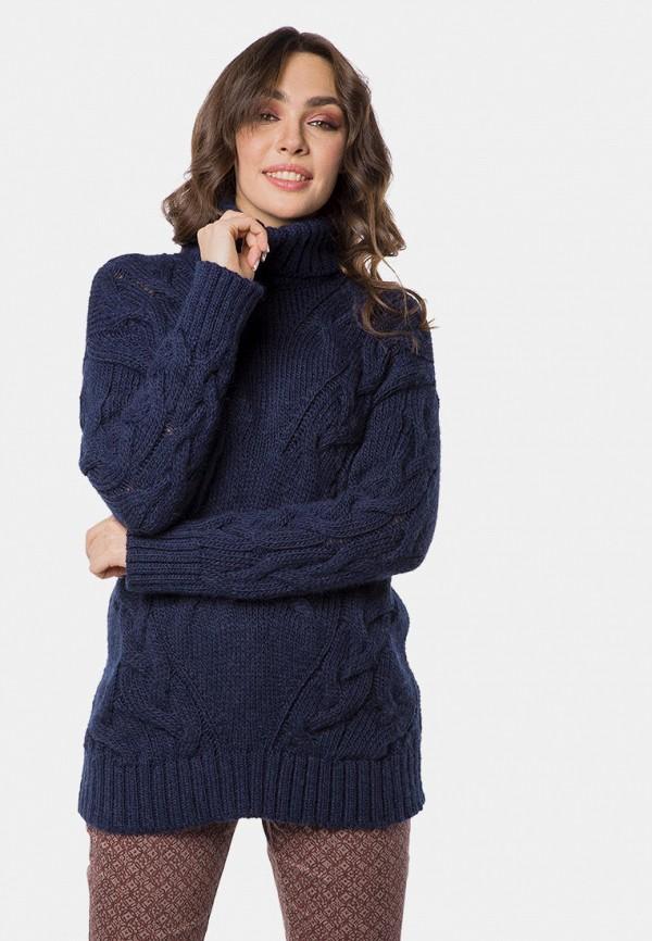 женский свитер mr520, синий