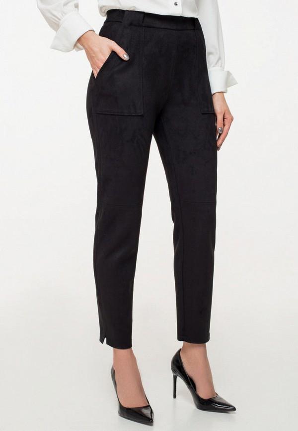 женские классические брюки itelle, черные