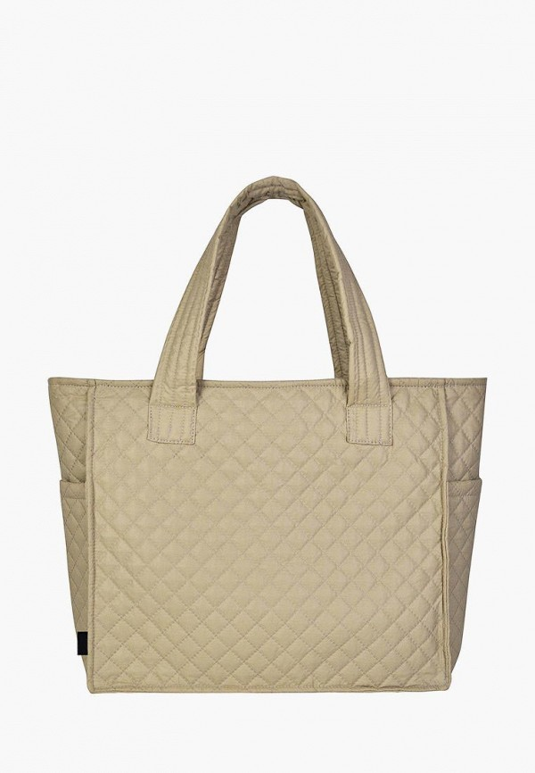 женская сумка zoe, бежевая
