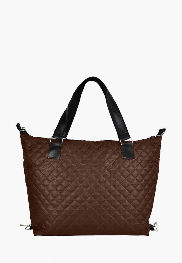 женская сумка zoe, коричневая