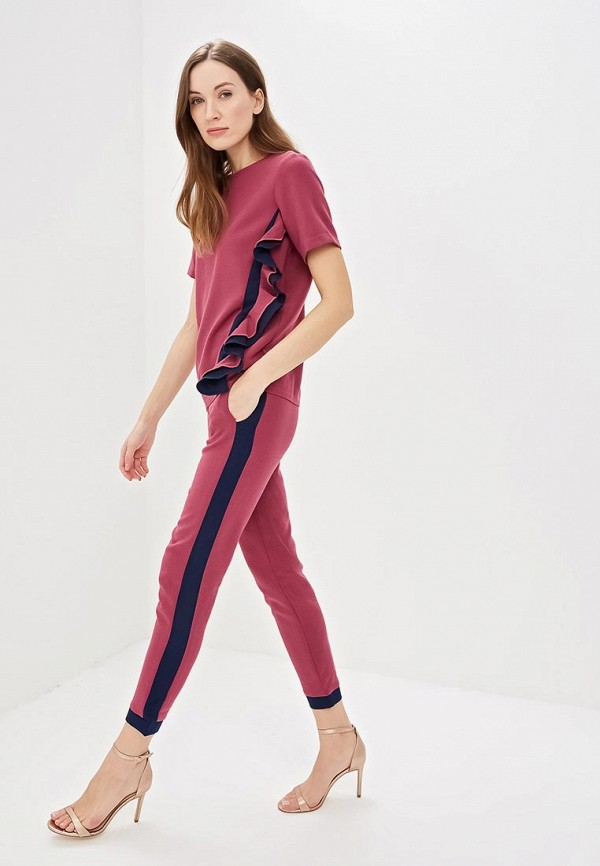 Костюм Evercode Evercode MP002XW1I7BK жен костюм арт 16 0240 фиолетовый р 46