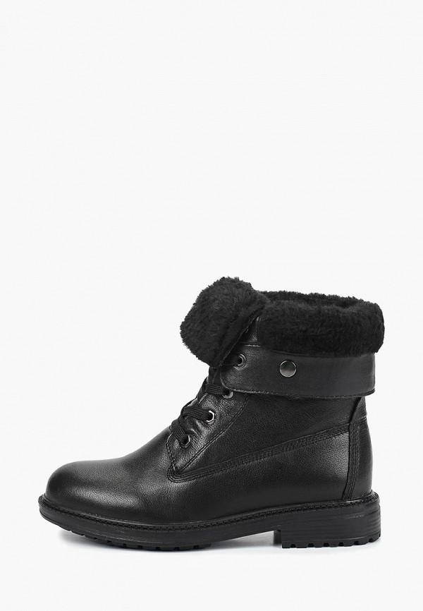 женские ботинки marie collet, черные