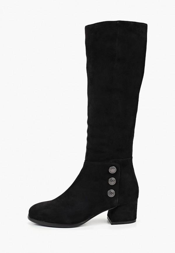 женские сапоги marie collet, черные