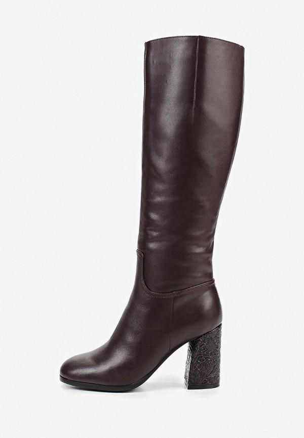 женские сапоги marie collet, коричневые