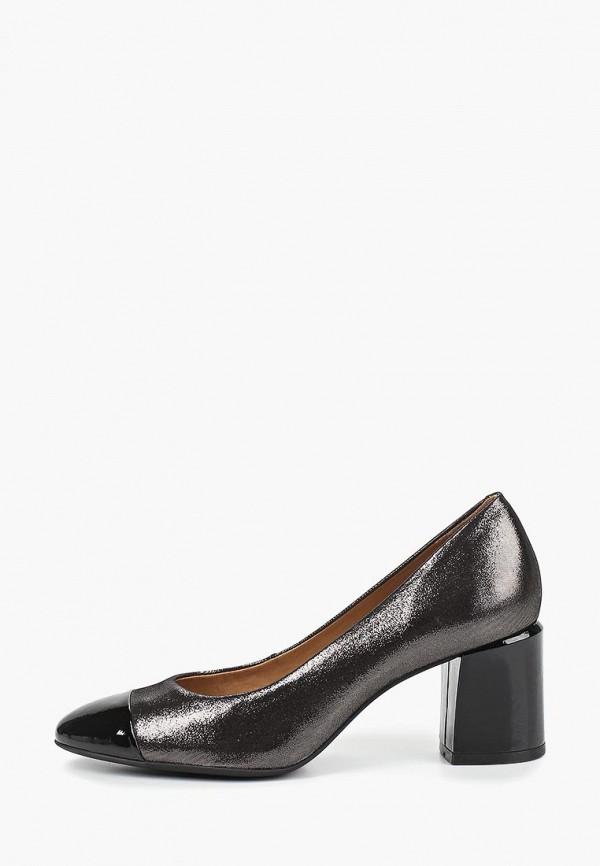 женские туфли indiana, черные