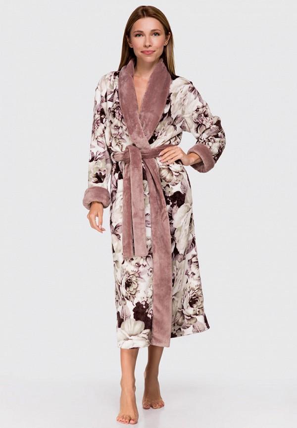 женский халат german volf, бежевый
