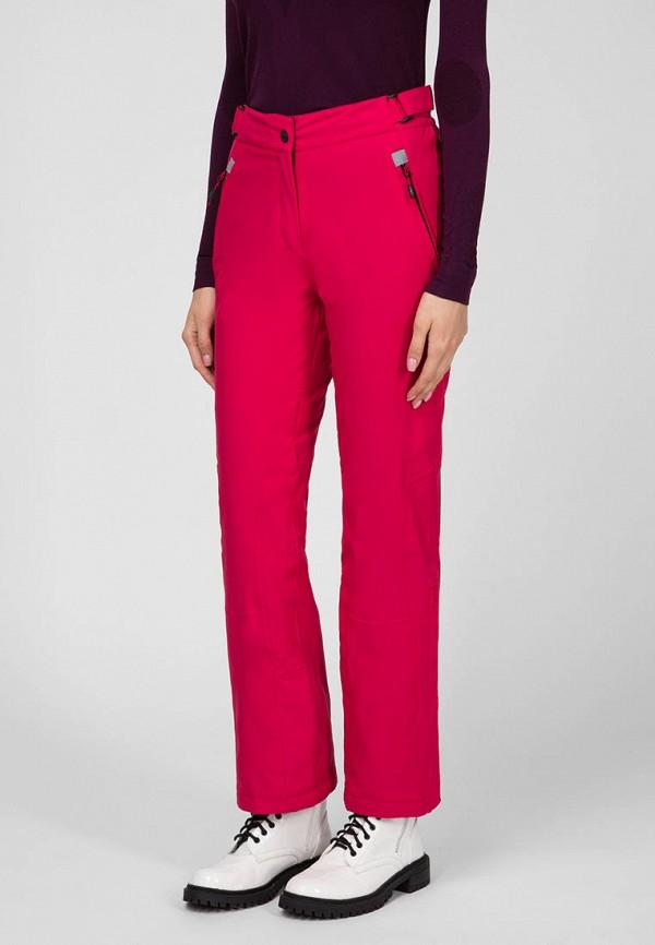женские брюки cmp, красные