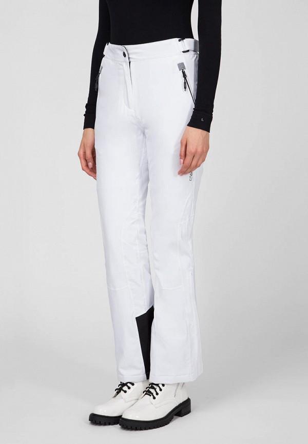 женские брюки cmp, белые