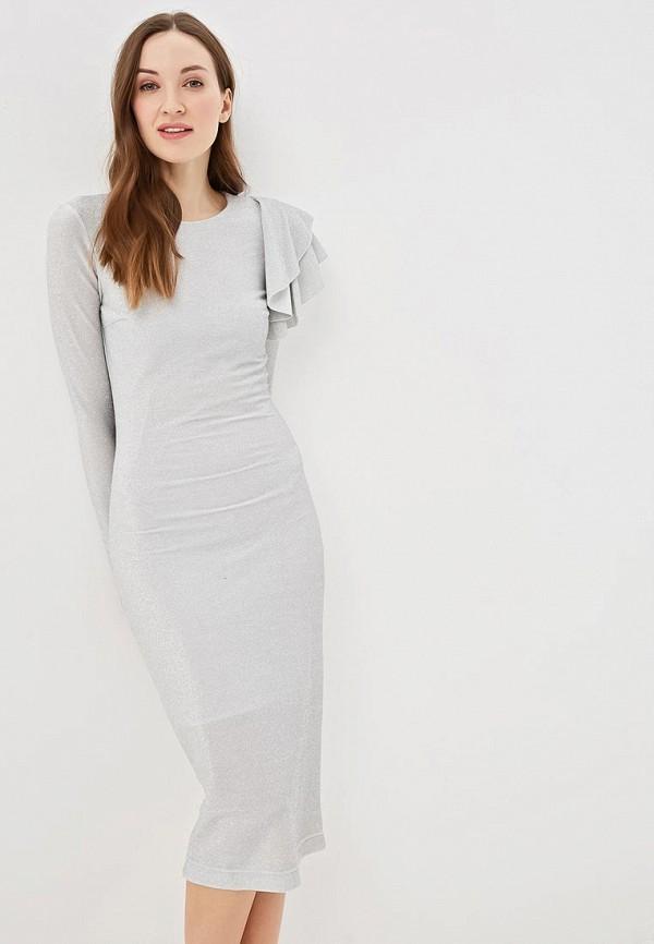 лучшая цена Платье OKS by Oksana Demchenko OKS by Oksana Demchenko MP002XW1I7VV