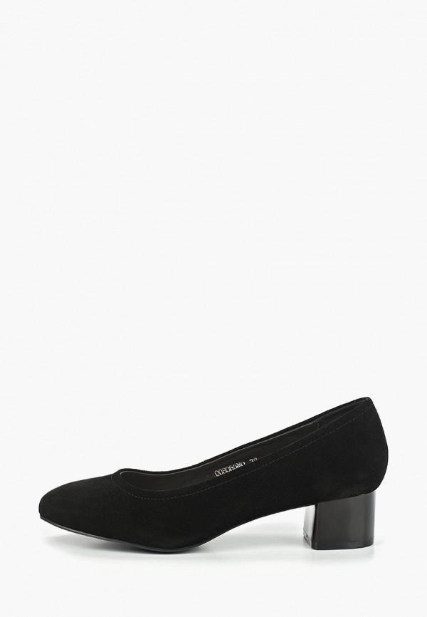 Купить Туфли Pierre Cardin, mp002xw1i7ys, черный, Весна-лето 2019