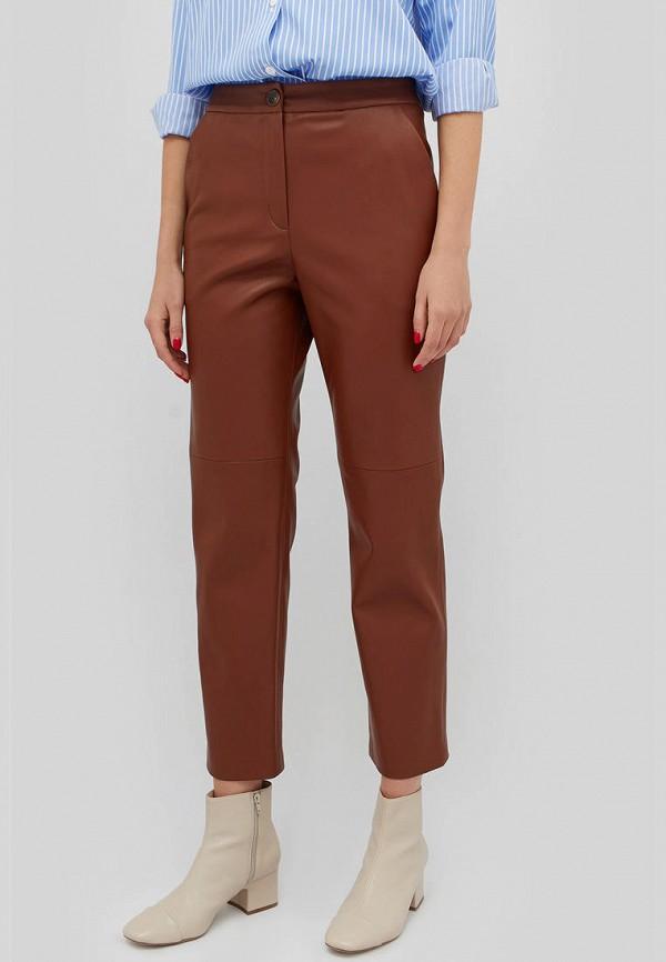 женские повседневные брюки cardo, коричневые