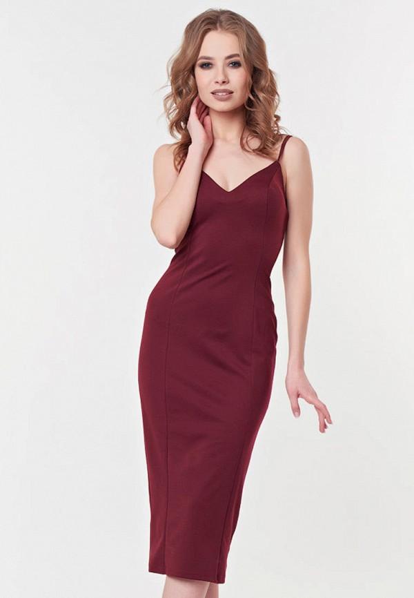 Платье Irma Dressy Irma Dressy MP002XW1I83M платье с поясом и v образным вырезом irma dressy