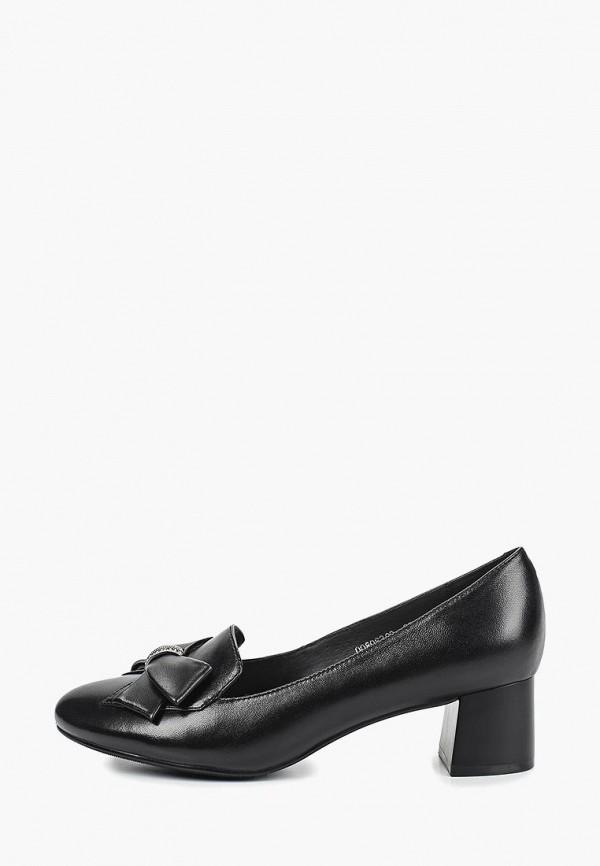 Купить Туфли Pierre Cardin, mp002xw1i8f6, черный, Весна-лето 2019