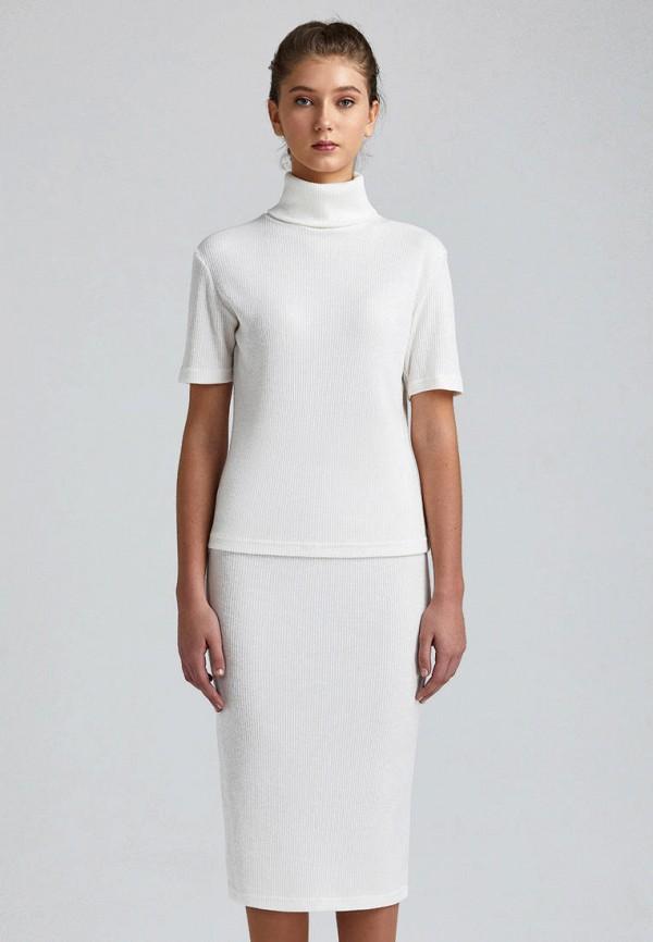 женский костюм minimally, белый