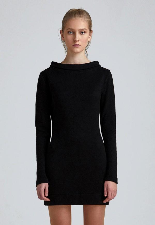 женское платье minimally, черное