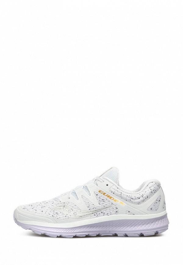 женские кроссовки saucony, белые