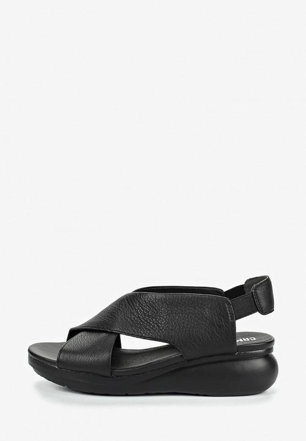 женские сандалии camper, черные