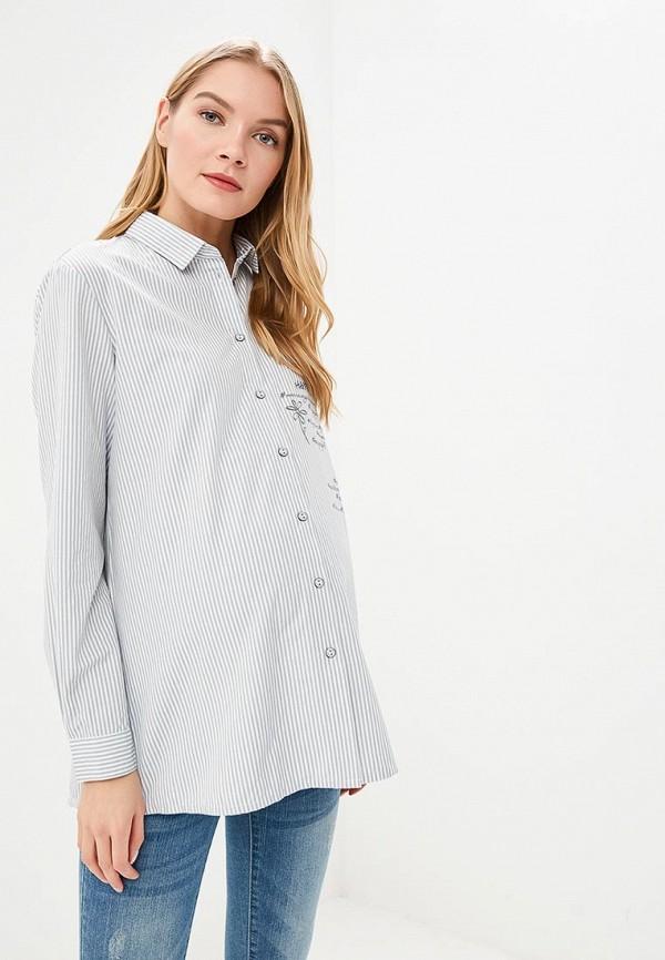 женская блузка budumamoy, серая