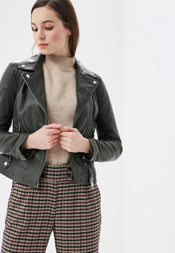 Куртка кожаная La Reine Blanche La Reine Blanche MP002XW1I8WL