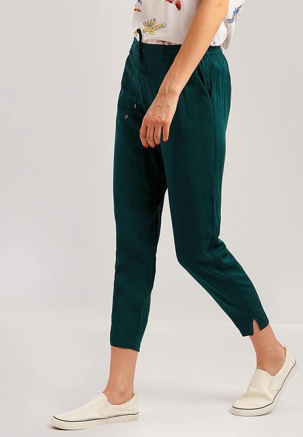 фото женских брюк темно зеленого цвета партизаны принимали