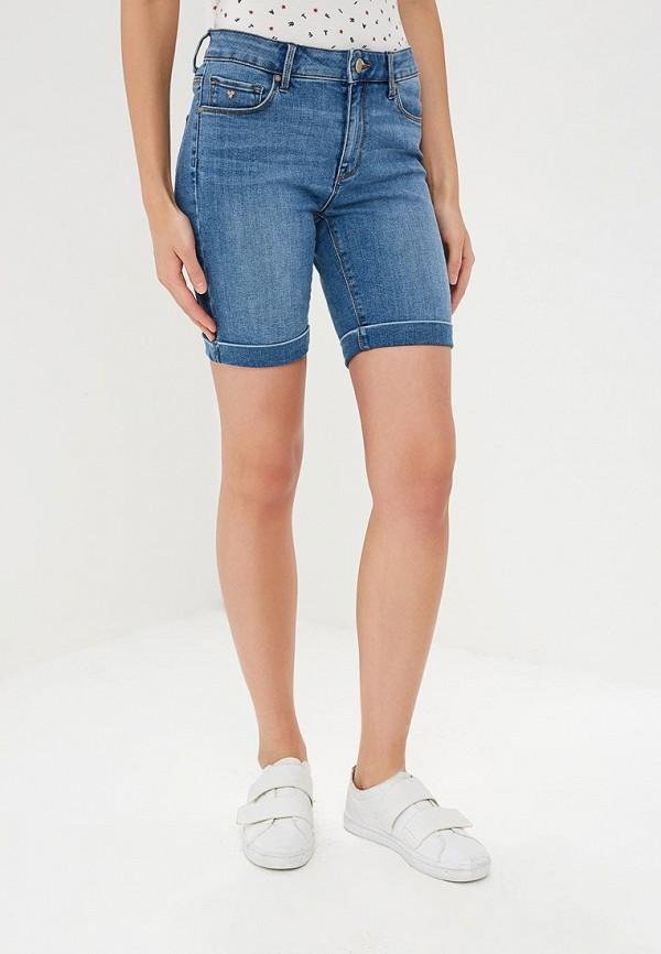 женские повседневные шорты colin's, синие