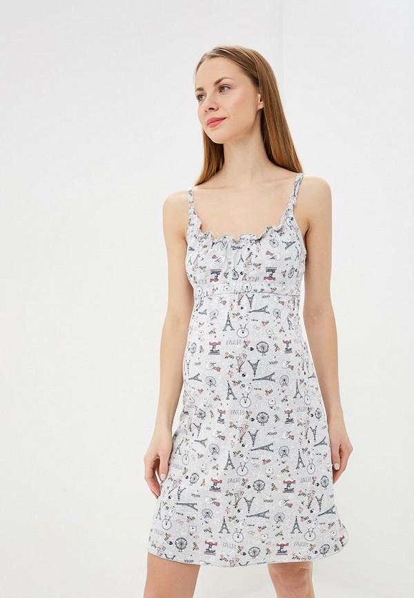 Сорочка ночная Hunny mammy Hunny mammy MP002XW1IBQQ комплект одежды для беременных и кормящих hunny mammy халат сорочка ночная цвет бирюзовый серый 1 нмк 08520 размер 50