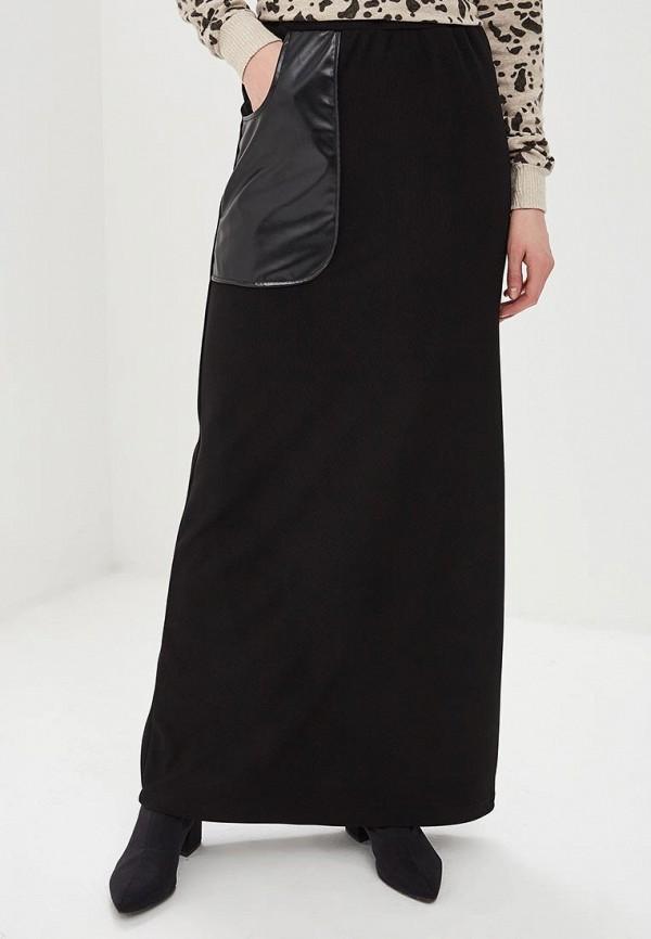 женская зауженные юбка sahera rahmani, черная