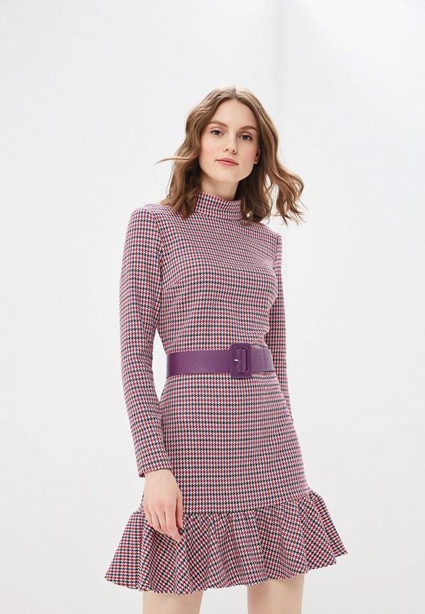 женское повседневные платье bezko, разноцветное