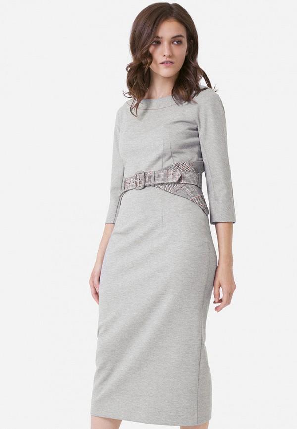 Платье JN JN MP002XW1ICOJ приталенный водоотталкивающий пуховик jn