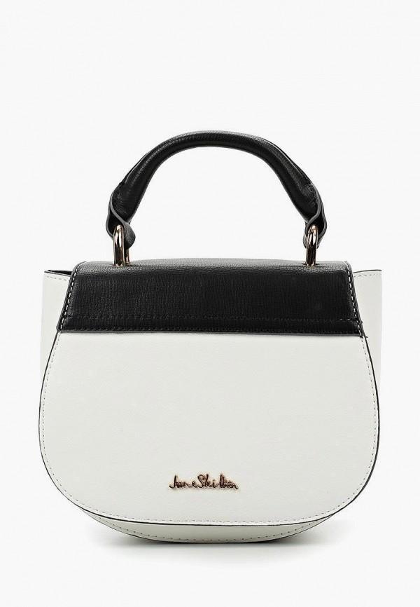 женская сумка jane shilton, белая
