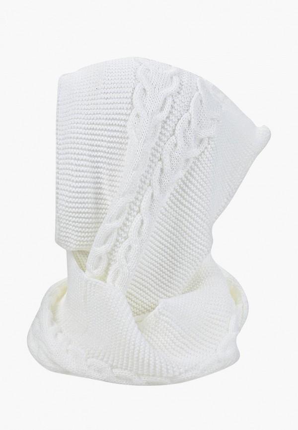 женский шарф staix, белый