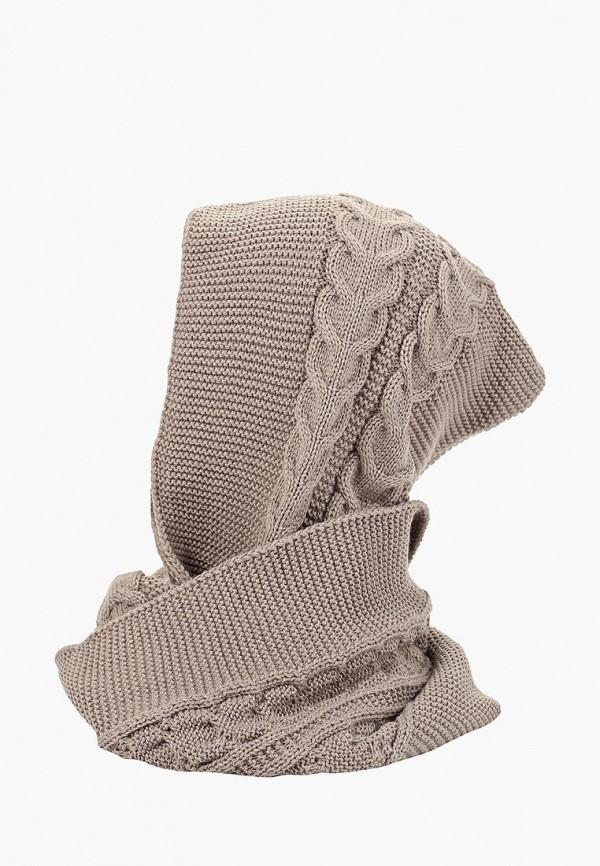 женский шарф staix, бежевый