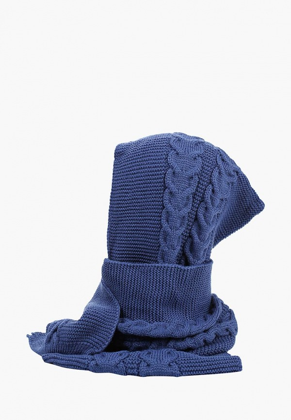 женский шарф staix, синий